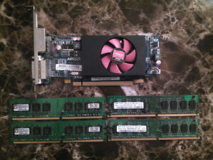 AMD Radeon 8490 OEM GPU and 5GB DDR2 Ram Memory