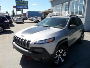 Jeep Cherokee 4WD Trailhawk 2014  Financement 1E 2E 3E CHANCES