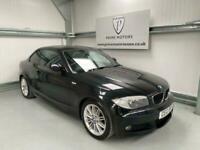 2012 12 BMW 1 SERIES 2.0 120D M SPORT 2D 175 BHP DIESEL