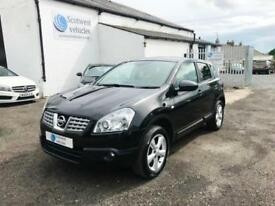 NISSAN QASHQAI 1.6 TEKNA ~FULLY LOADED WITH GREAT SPEC~FULL SERVICE HISTORY~
