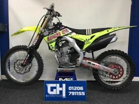 2016 HONDA CRF250R | 1 OWNER | VERY GOOD CONDITION | NEW WHEELS / TYRES | CR-F