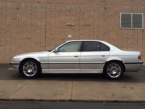 BMW 740i 2001 SPECIAL ÉDITION