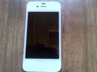 Unlocked Apple iPhone 4S in mint condition