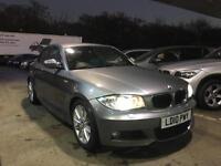 2010 BMW 120 2.0d M Sport Coupe Grey **Low Mileage - FSH**