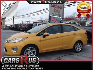 2011 Ford Fiesta SEL.....Includes 4 FREE winter tires!!