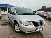 2008 Chrysler Grand Voyager 2.8 CRD Executive XS 5dr MPV Diesel Automatic