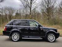 2008 08 Land Rover Range Rover Sport 3.6TD V8 auto HSE..F.S.H..STUNNING !!