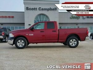 2013 Ram 1500 ST   - one owner - local - trade-in - sk tax paid