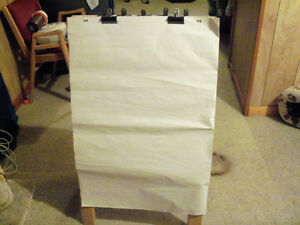"Easel; 41""H, 24"" W; great for games; Best Offer"