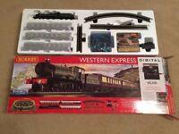 Hornby R1184 Western Express Digital Train Set with TTS sound & eLink