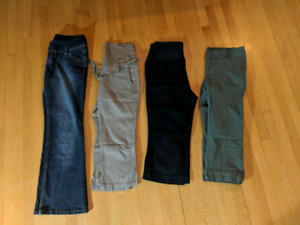 Lot of maternity pants