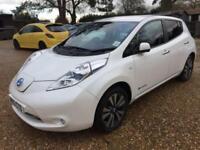 2013 Nissan Leaf LEAF TEKNA FLEX 5 door Hatchback
