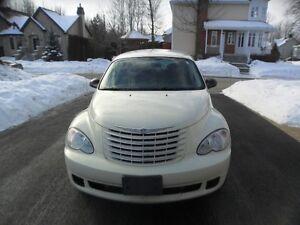 2007 Chrysler PT Cruiser full équipé super propre prix est ferme