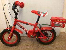"Kids 12"" Apollo bike"