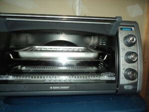 TOASTER OVEN - CHEAP (LIKE NEW)