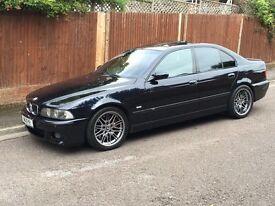 2001 BMW M5 5.0 V8 FACELIFT GOOD SPEC
