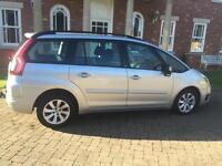 2010 Citroen C4 Picasso 2.0HDi 16v ( 138bhp ) EGS VTR+ Automatic 7 Seats Diesel