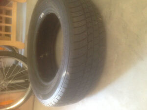 4 like new all season Motomaster tires