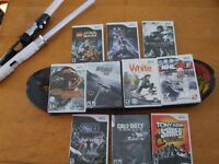 pc and wii games