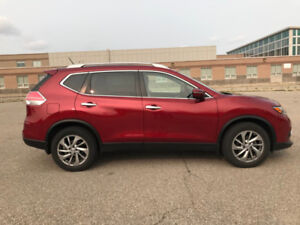2014 Nissan Rogue SL- Sunroof-Leather Seats-Bluetooth$21,500.00