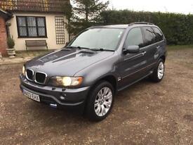 2003 BMW X5 3.0d auto Sport *Sat Nav, Diesel*