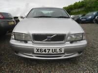 2000 VOLVO C70 2.0 T ONE OF SEVERAL VEHICLES AT UNDER A GRAND