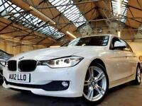 2012 BMW 3 Series 2.0 320d EfficientDynamics BluePerformance Saloon 4dr
