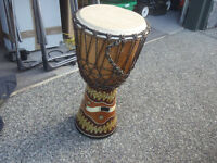djembe drum and cover
