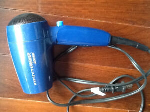 Conair - Infiniti hair dryer, gently used and more