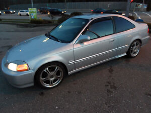 1998 Honda Civic | Coupe | With Extras
