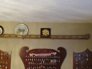 Plate Rail Display Shelf