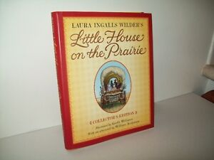 LITTLE HOUSE ON THE PRAIRIE BOOK ALSO INCLUDES ABOUT THE AUTHOR