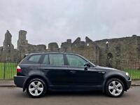 BMW X3 d Sport SUV 5dr Manual 4x4 **Black - FSH**
