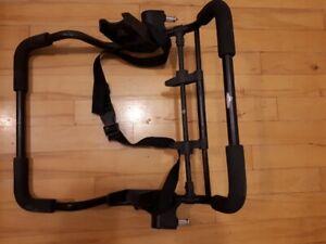 Adapteur pour siège - poussette City mini (baby jogger)