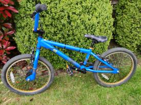 """Schwinn BMX 20"""" inch wheels blue gold"""