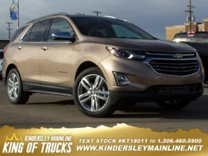 2018 Chevrolet Equinox Premier  - Leather Seats