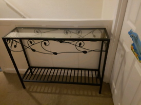 Console table & matching nest of tables