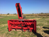 N92-312 Normand Double Auger Snowblower Moncton New Brunswick Preview