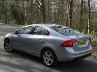 2012 12 Volvo S60 2.0D D3 ( 163bhp ) SE Lux..HIGH SPEC!!..FULL VOLVO S/HISTORY