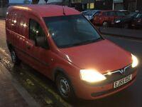 Vauxhall Combo 2006, 1.3 CDTI, Low Milage, Long MOT