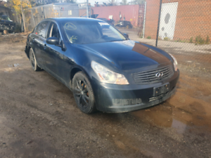 Infiniti G35 Parting Out | Browse Local Selection of Used