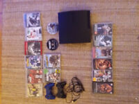 PS3, controllers, games, psp games