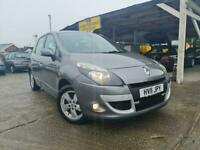 2011 Renault Scenic 1.5 dCi 110 Dynamique TomTom 5dr, MOT 30/09/2021, 2 KEEPERS,