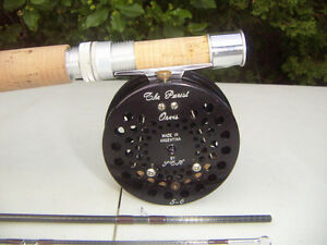 Vintage Orvis fly rod and reel Kawartha Lakes Peterborough Area image 1