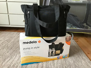 Medela Pump In Style Double Electric Breast Pump(Tote Bag)