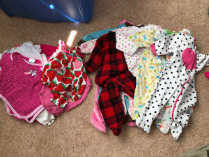 Baby Girl Clothing - sizes 3-6 months