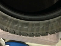 Pirelli Winter tires - set of four