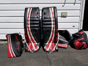 Ccm eflex pro return goalie 34+2.5 CDN made