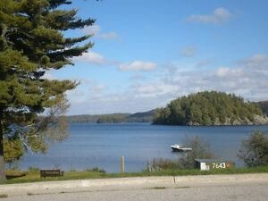 Beautiful Lakefront View in Port Sydney - All Inclusive!