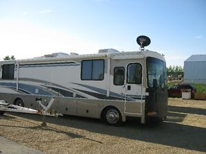Luxury RV FOR SALE ALBERTA CANADA  Cheap Motorhome Rental  Cheap Motorhome